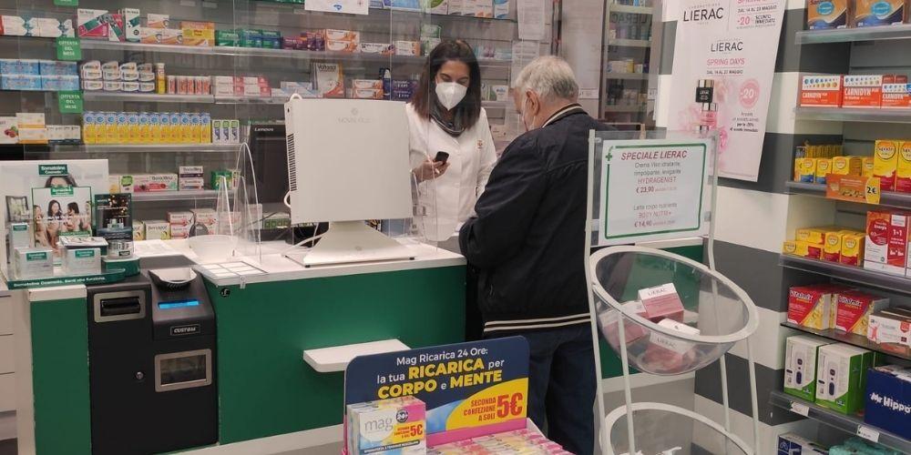 tecnologia al plasma a freddo sicurezza farmacia disinfezione dell'aria