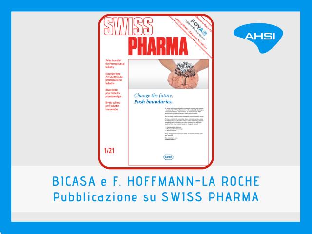 BICASA e T. Hoffmann-La Roche su Swiss Pharma